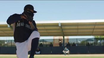 Major League Baseball TV Spot, '#THIS The King is Ready' Ft Felix Hernandez - Thumbnail 5