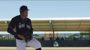Major League Baseball TV Spot, '#THIS The King is Ready' Ft Felix Hernandez