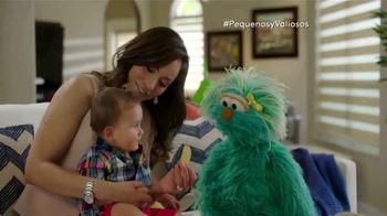 Univision Contigo TV Spot, 'Sesame Street' [Spanish]