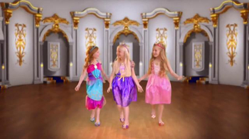 Disney Princess Butterfly Dress and Shoes TV Spot, 'Your Time' - Thumbnail 10