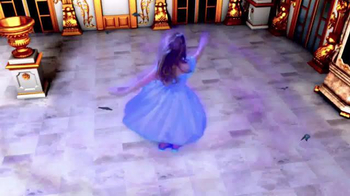Disney Princess Butterfly Dress and Shoes TV Spot, 'Your Time' - Thumbnail 4