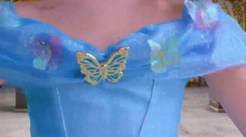 Disney Princess Butterfly Dress and Shoes TV Spot, 'Your Time' - Thumbnail 5