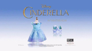 Disney Princess Butterfly Dress and Shoes TV Spot, 'Your Time' - Thumbnail 9