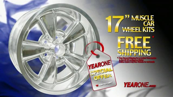 Year One Wheel Deal TV Spot, 'Roll With It'