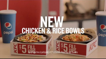 KFC BBQ and Tex-Mex Chicken & Rice Bowl TV Spot, 'Who Won Lunch' - Thumbnail 9