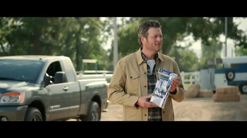 Gildan TV Spot, 'Epic Underwear Commercial' Featuring Blake Shelton - Thumbnail 10