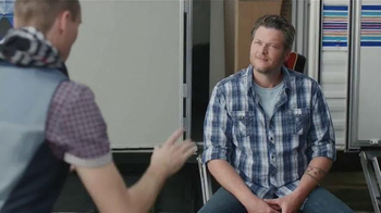 Gildan TV Spot, 'Epic Underwear Commercial' Featuring Blake Shelton - Thumbnail 3
