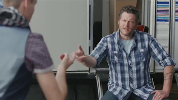 Gildan TV Spot, 'Epic Underwear Commercial' Featuring Blake Shelton - Thumbnail 6