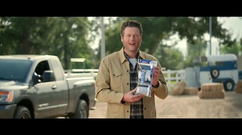 Gildan TV Spot, 'Epic Underwear Commercial' Featuring Blake Shelton - Thumbnail 8