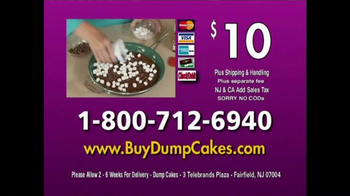 Dump Cakes Cookbook TV Spot, 'Scrumptious' - Thumbnail 10