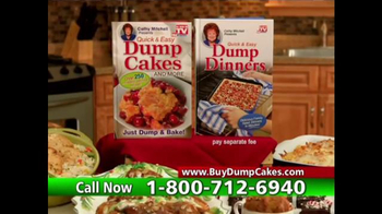 Dump Cakes Cookbook TV Spot, 'Scrumptious' - Thumbnail 7