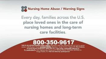 Sokolove Law TV Spot, 'Nursing Home Abuse Warning' - Thumbnail 2