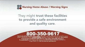 Sokolove Law TV Spot, 'Nursing Home Abuse Warning' - Thumbnail 3