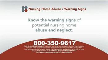 Sokolove Law TV Spot, 'Nursing Home Abuse Warning' - Thumbnail 5