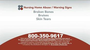 Sokolove Law TV Spot, 'Nursing Home Abuse Warning' - Thumbnail 6