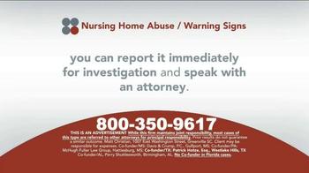 Sokolove Law TV Spot, 'Nursing Home Abuse Warning' - Thumbnail 8