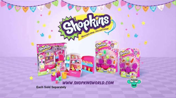 Shopkins TV Spot, 'Season Two' - Thumbnail 10