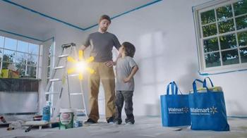 Walmart TV Spot, 'Painting Essentials' - Thumbnail 1