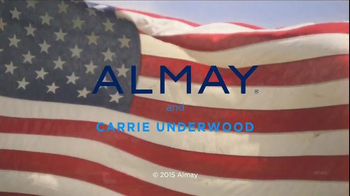 Almay Smart Shade Makeup TV Spot, 'Stay True' Featuring Carrie Underwood - Thumbnail 1