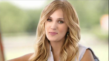 Almay Smart Shade Makeup TV Spot, 'Stay True' Featuring Carrie Underwood - Thumbnail 2
