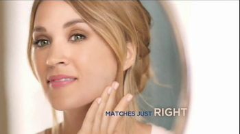 Almay Smart Shade Makeup TV Spot, 'Stay True' Featuring Carrie Underwood - Thumbnail 6