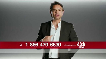 DishLATINO TV Spot, 'Acepta el Reto' Con Eugenio Derbez [Spanish] - 411 commercial airings