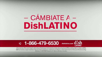 DishLATINO TV Spot, 'Acepta el Reto' Con Eugenio Derbez [Spanish] - Thumbnail 9