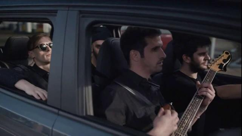 2015 Jeep Renegade TV Commercial, 'Jeep Renegade Band' Featuring X  Ambassadors - Video
