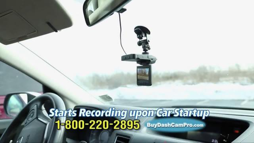 DashCam Pro TV Commercial, 'Record It All'