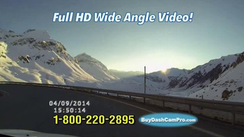 DashCam Pro TV Spot, 'Record It All' - Thumbnail 7