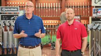 Dick's Sporting Goods TV Spot, 'Golf Gear' Featuring Scott Van Pelt