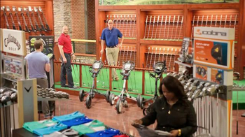 Dick's Sporting Goods TV Spot, 'Golf Gear' Featuring Scott Van Pelt  - Thumbnail 10