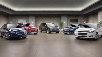 Chevrolet TV Spot, 'Chevrolet Films: Built-in WiFi' - 611 commercial airings