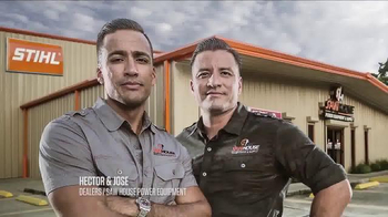 STIHL TV Spot, 'Best People: Trimmer, Blower, Chain Saw' - Thumbnail 3