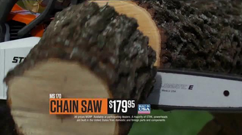 STIHL TV Spot, 'Best People: Trimmer, Blower, Chain Saw' - Thumbnail 7