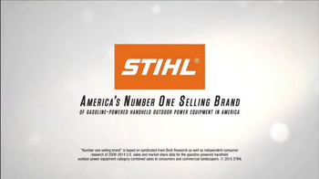 STIHL TV Spot, 'Best People: Trimmer, Blower, Chain Saw' - Thumbnail 8