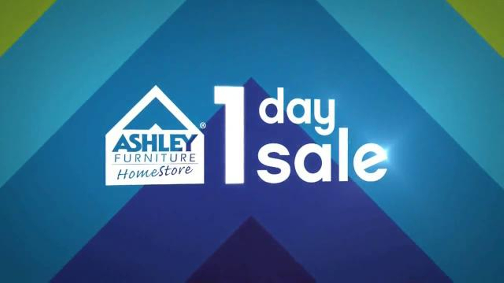 Ashley Furniture Homestore One Day Sale TV Commercial Sofas
