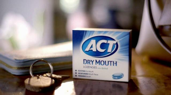 ACT Dry Mouth TV Spot, 'Dry Mouth Relief' - Thumbnail 7