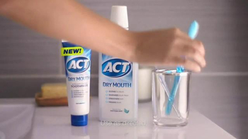 ACT Dry Mouth TV Spot, 'Dry Mouth Relief' - Thumbnail 2