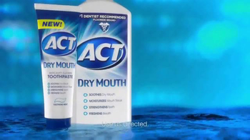 ACT Dry Mouth TV Spot, 'Dry Mouth Relief' - Thumbnail 3