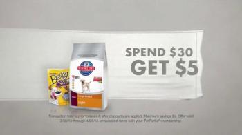 PetSmart TV Spot, 'Bulk is Bonus' - Thumbnail 6