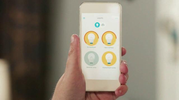 Wink GE Link Bulbs TV Spot, 'Control Your Lights From Anywhere' - Thumbnail 5