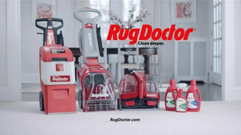 Rug Doctor TV Spot, 'Really Dirty' - Thumbnail 7