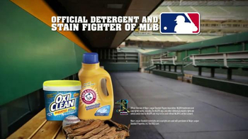 Arm and Hammer Fabric Care TV Spot, 'Baseball Players' - Thumbnail 10