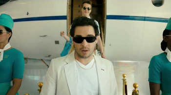 Sprint TV Spot, 'Don't Be Too Rich to Care: Layover' - Thumbnail 2