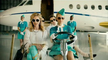 Sprint TV Spot, 'Don't Be Too Rich to Care: Layover' - Thumbnail 3