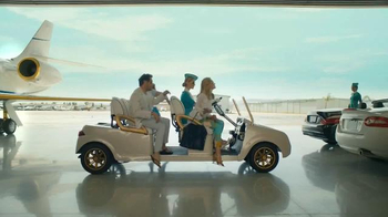 Sprint TV Spot, 'Don't Be Too Rich to Care: Layover' - Thumbnail 4