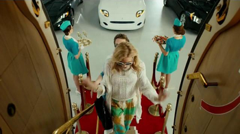 Sprint TV Spot, 'Don't Be Too Rich to Care: Layover' - Thumbnail 5