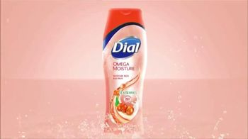 Dial Omega Moisture Body Wash TV Spot, 'Sea Berries'