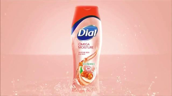 Dial Omega Moisture Body Wash TV Spot, 'Sea Berries'